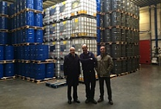 Arkem Chemicals Europe B.V. Storage and Blending Facility